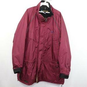 Vintage Eddie Bauer Goretex Rain Parka Jacket 2XL